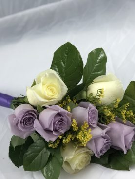 Simply Rose Hand Bouquet